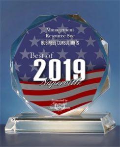 2019 Business Award - Management Resource Services